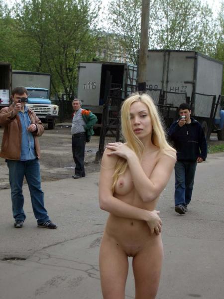 голые красивые девушки москвы фото
